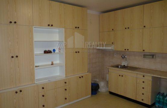Predaj, 1 izbový byt, Nové Zámky
